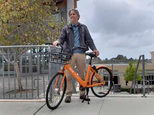 Newswise: UC San Diego and Spin Showcase Strong Bikeshare Pilot Program Results
