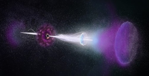 Newswise: Enduring 'Radio Rebound' Powered by Jets From Gamma-Ray Burst: