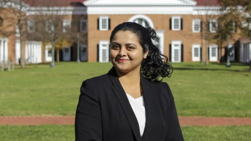 Newswise: After Bringing Fast-Casual Falafel to India, Akanksha Prasad Turns to UVA Darden