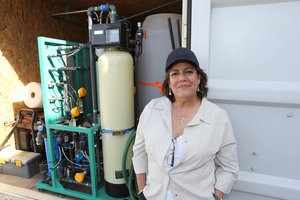 Newswise: University of Texas at El Paso Professor Helps Haitians Access Clean Water