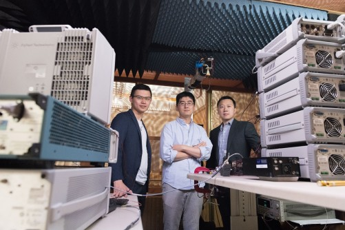 Newswise: Merging Antenna and Electronics Boosts Energy and Spectrum Efficiency