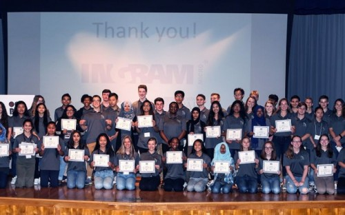 Newswise: Local High School Students Explore Diverse Healthcare Field at Roswell Park
