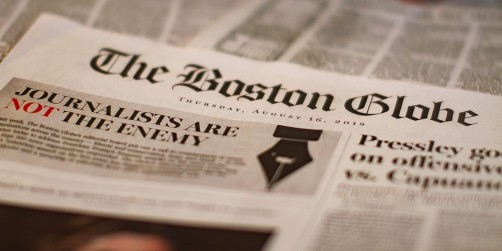 Newswise: Wellesley Professor Discusses Boston Globe's #FreePress Effort to Combat Anti-Media Rhetoric