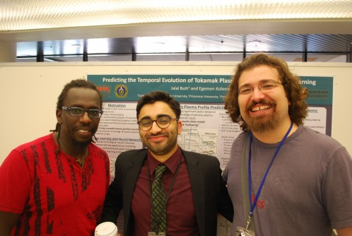 Newswise: Undergraduate Students Extoll Benefits of National Laboratory Research Internships in Fusion and Plasma Science