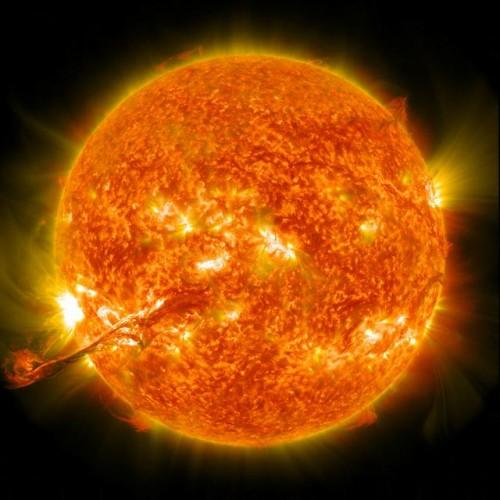Solar Eruptions