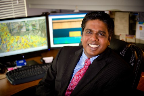 Newswise: Landslide expert headed to Kerala, India