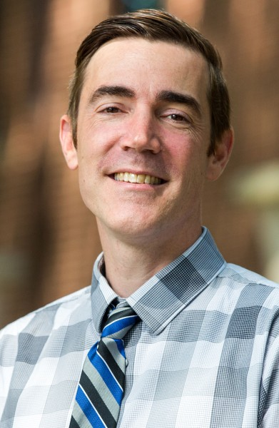 James Lang, assistant professor of kinesiology