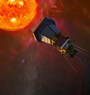 Newswise: UAH/MSFC/SAO partnership creates instrument to fly in sun's corona on probe