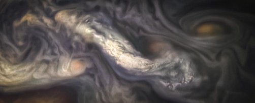 Newswise: Magnetic Fields Can Quash Zonal Jets Deep in Gas Giants