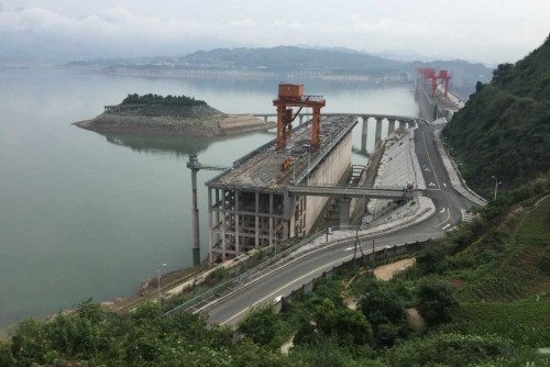Newswise: Earthquake in China Linked to Reservoir Water