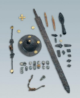 Newswise: Archeology News: DNA Analysis and Artifact Finds Provide Lens into Barbarian Past