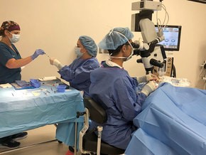Newswise: MIGS: The New Age of Glaucoma Surgery
