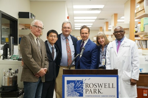 Newswise: Roswell Park Awarded More Than $6 Million in Moonshot Funds to Lead New Data Management Resource