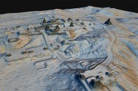 Tulane University researchers Marcello Canuto and Francisco Estrada-Belli led discovery of dozens of ancient cities in northern Guatemala through the use of jungle-penetrating LiDAR (light detection and ranging) technology.