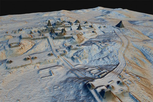 Newswise: Unprecedented Study Confirms Massive Scale of Lowland Maya Civilization