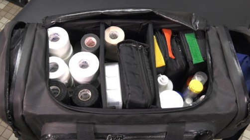 Newswise: Inside the Athletic Trainer's Toolkit