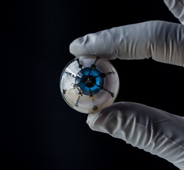 Newswise: 3-D Printed Prototype Sets the Stage for Bionic Eye Replacements