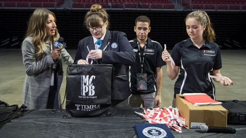Newswise: Temple University Earns New Guinness World Records Title