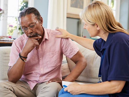 Newswise: Peer Support Can Help Curb Acute Care for Persons with Depression and Diabetes