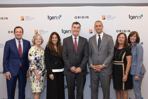 Newswise: Atlantic Health System, TGen and Origin Partner to Lower Barriers to Innovative Cancer Therapies