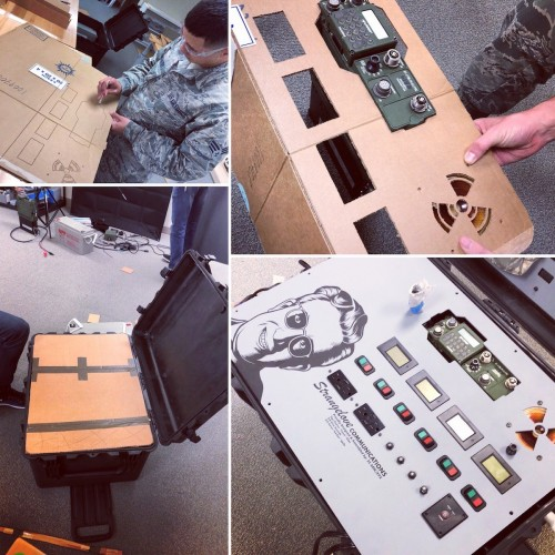 Newswise: Air Force Uses GoCreate Resources to Build Go Box