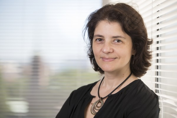 Suzana Herculano-Houzel, associate professor of psychology and biological sciences