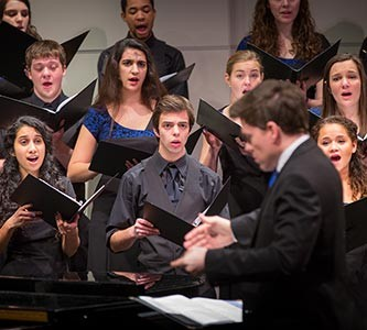 Newswise: Creighton Vocal Musicians Will Celebrate Marginalized Voices in This Year's Concert Offerings