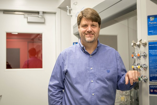 Mark Olfert, an associate professor in the WVU School of Medicine, is investigating the cardiovascular effects of chronic e-cigarette use. His research suggests that e-cigarettes have many of the same cardiovascular effects that conventional cigarettes do.
