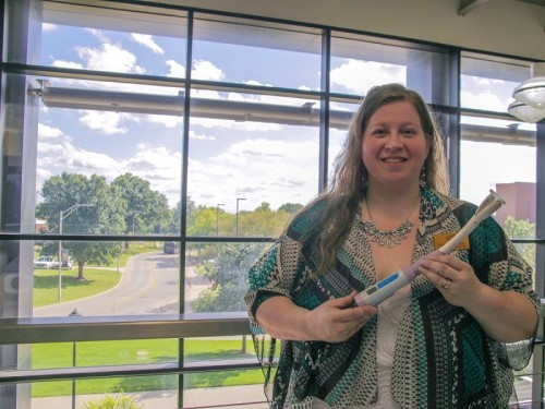 Newswise: Student creates diagnostic tool that could change the prenatal industry