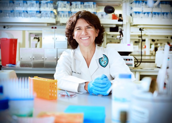 Lisa Morici, PhD, associate professor of microbiology and immunology at Tulane University School of Medicine.