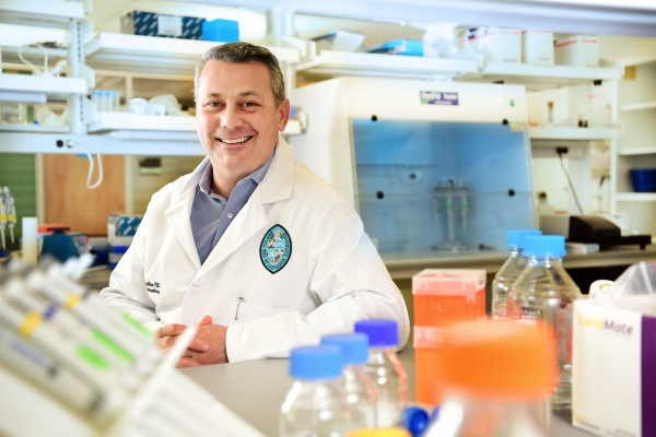 James McLachlan,PhD, associate professor of microbiology and immunology at Tulane University School of Medicine.