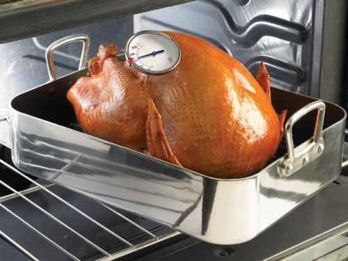 Newswise: Avoid #Salmonella This #Thanksgiving by Properly Cooking Your Turkey.
