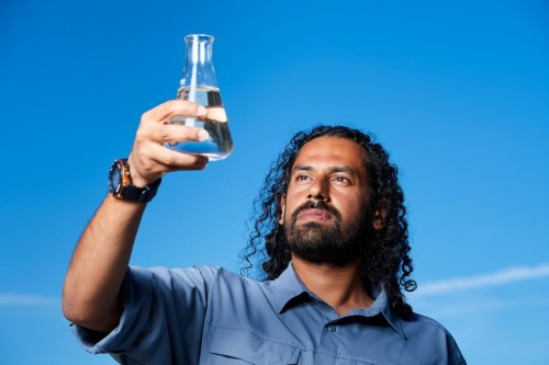 Newswise: Turning Seawater into Sweet Water