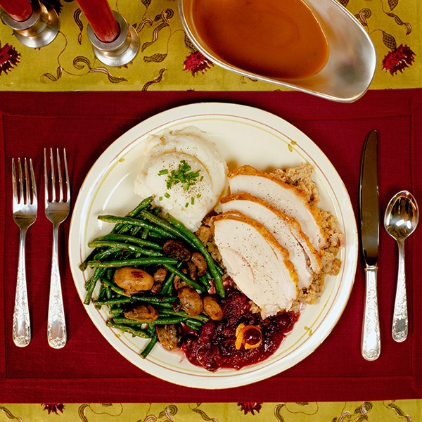 UTHealth nutritionist reveals ways to cut back on calories without compromising on taste at Thanksgiving.