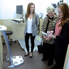 Newswise: With Sozo, lymphedema screening easier, faster