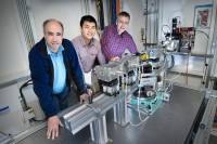 Light-Activated, Single-Ion Catalyst Breaks Down Carbon Dioxide