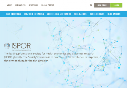 Newswise: ISPOR Receives Multiple MarCom Awards Recognizing Its New Branding and Website