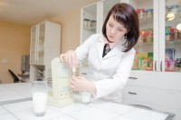 Newswise: Super Healthy Kefir Made From Sonicated Milk
