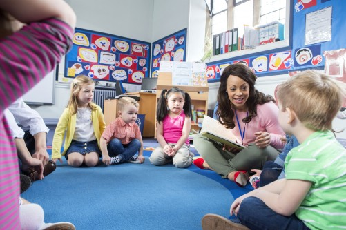 Newswise: A minority of countries offer free early childhood education, UCLA researchers report