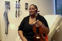 Newswise: Violinist Plays Again Thanks to Spinal Cord Stimulation